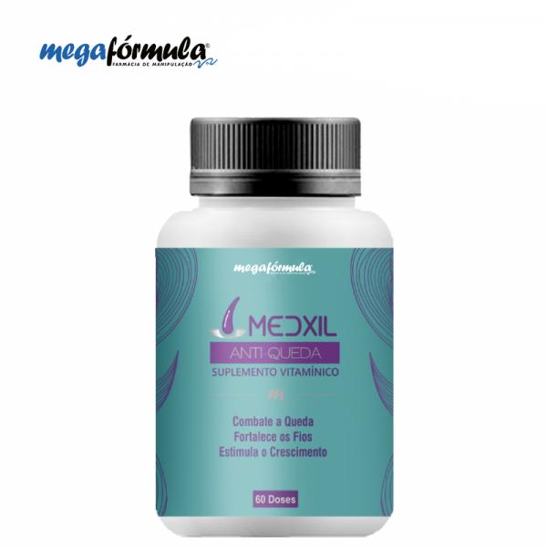 Medxil - Suplemento Contra Queda De Cabelo