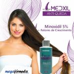 Medxil Loção capilar com Minoxidil 5%